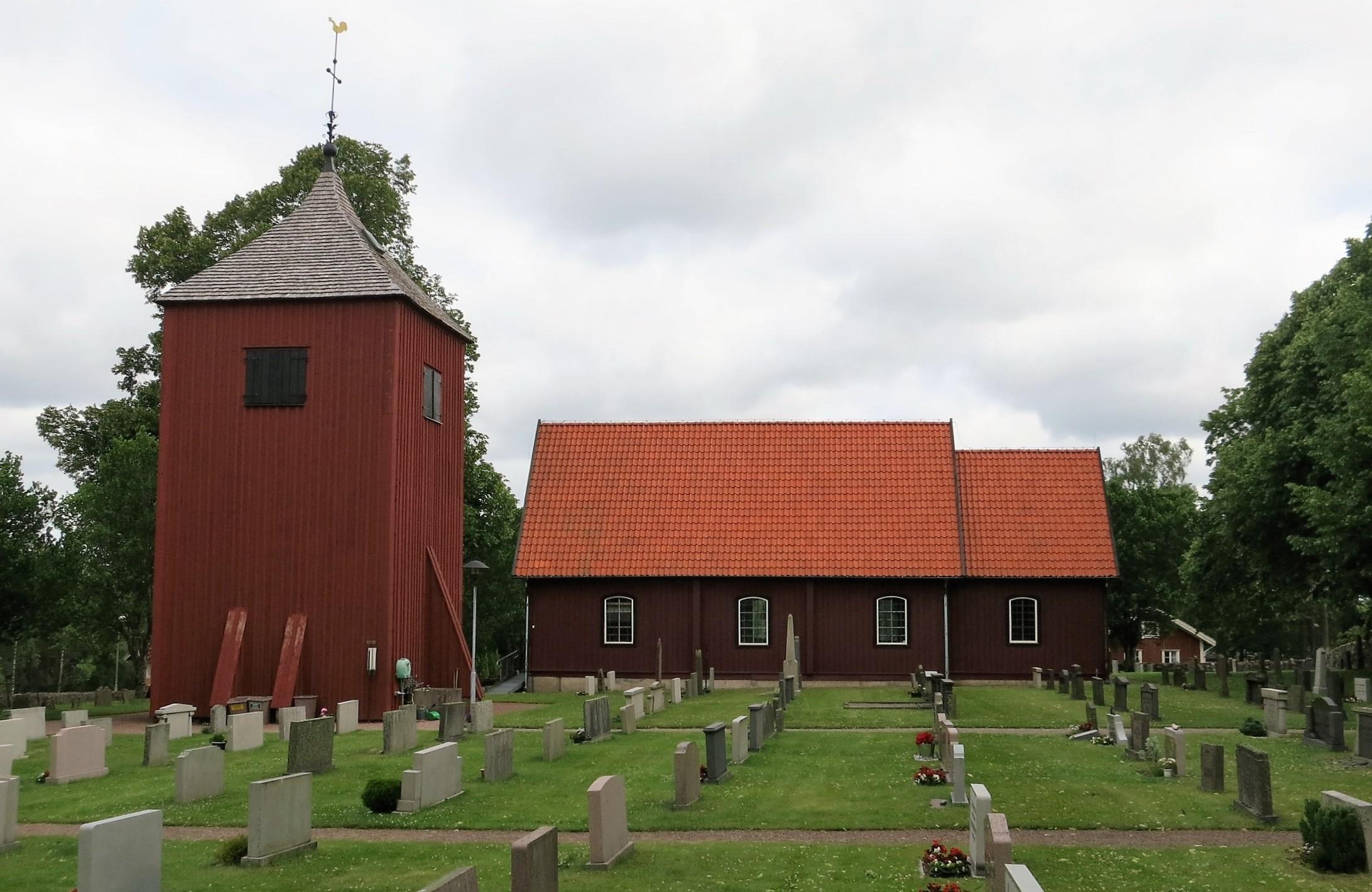 Skning: Norra Hestra Kyrkoarkiv - Riksarkivet - Search the