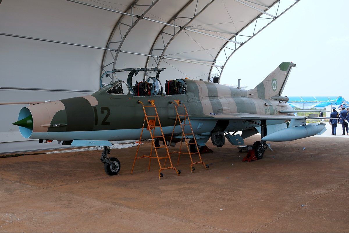 nigerian air force wiki