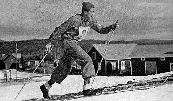 Nils 'Mora-Nisse' Karlsson Vasaloppet 1943 001