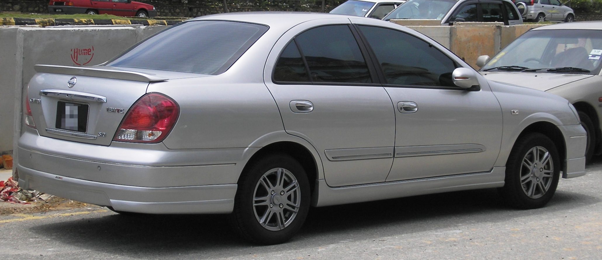 File Nissan Sentra N16 First Generation Second