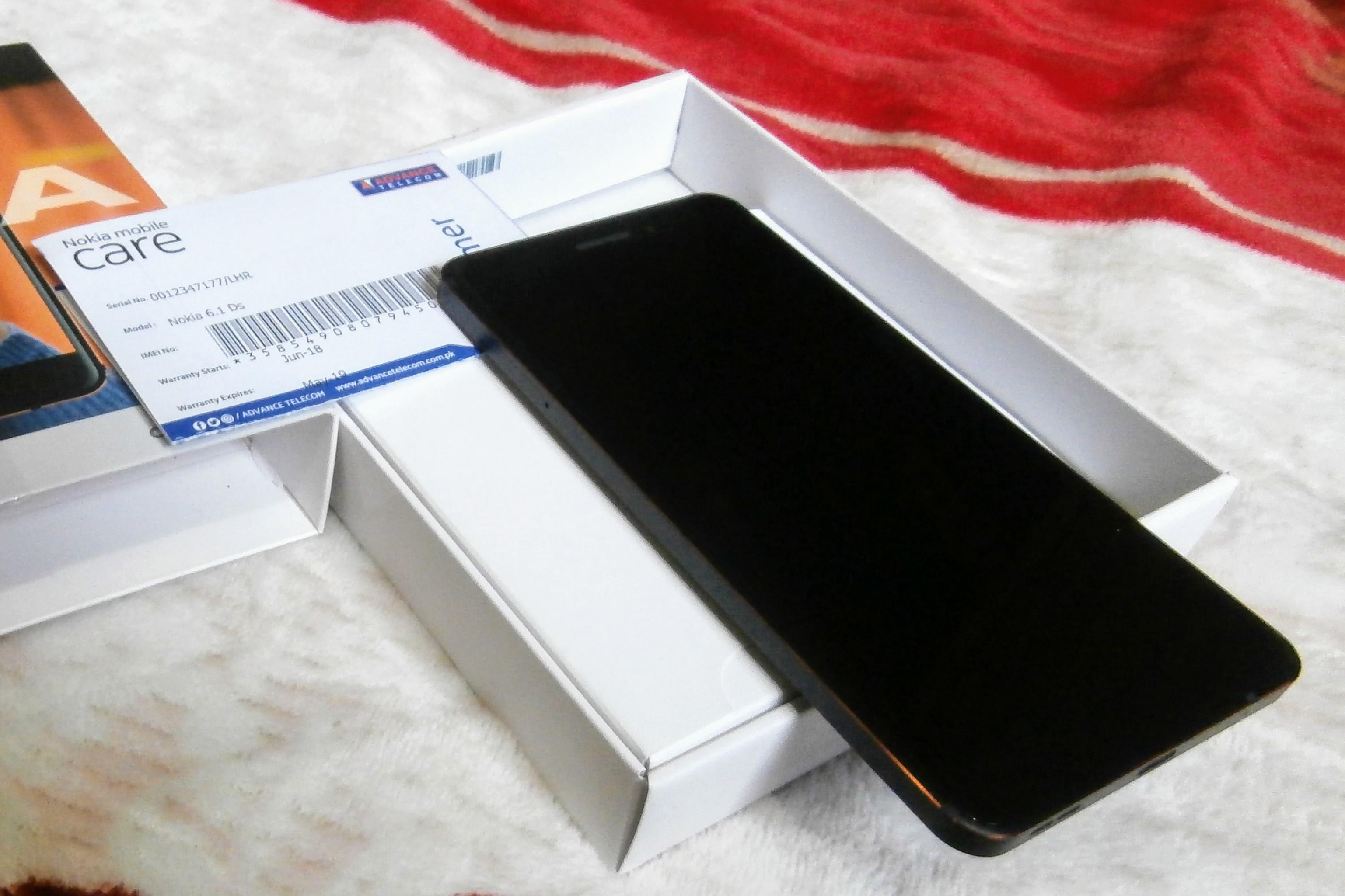 Nokia 6 1 - Wikipedia