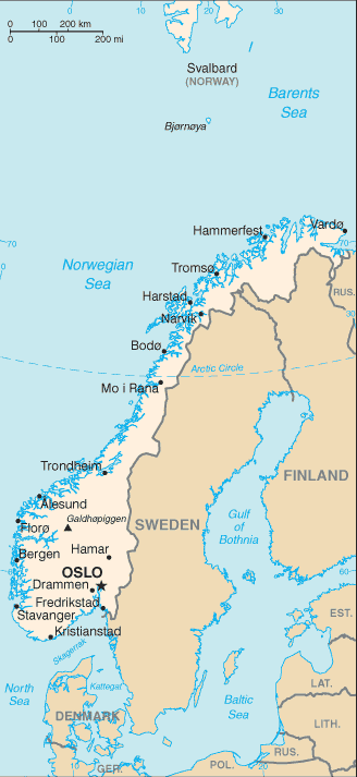 Norway-CIA WFB Map.png