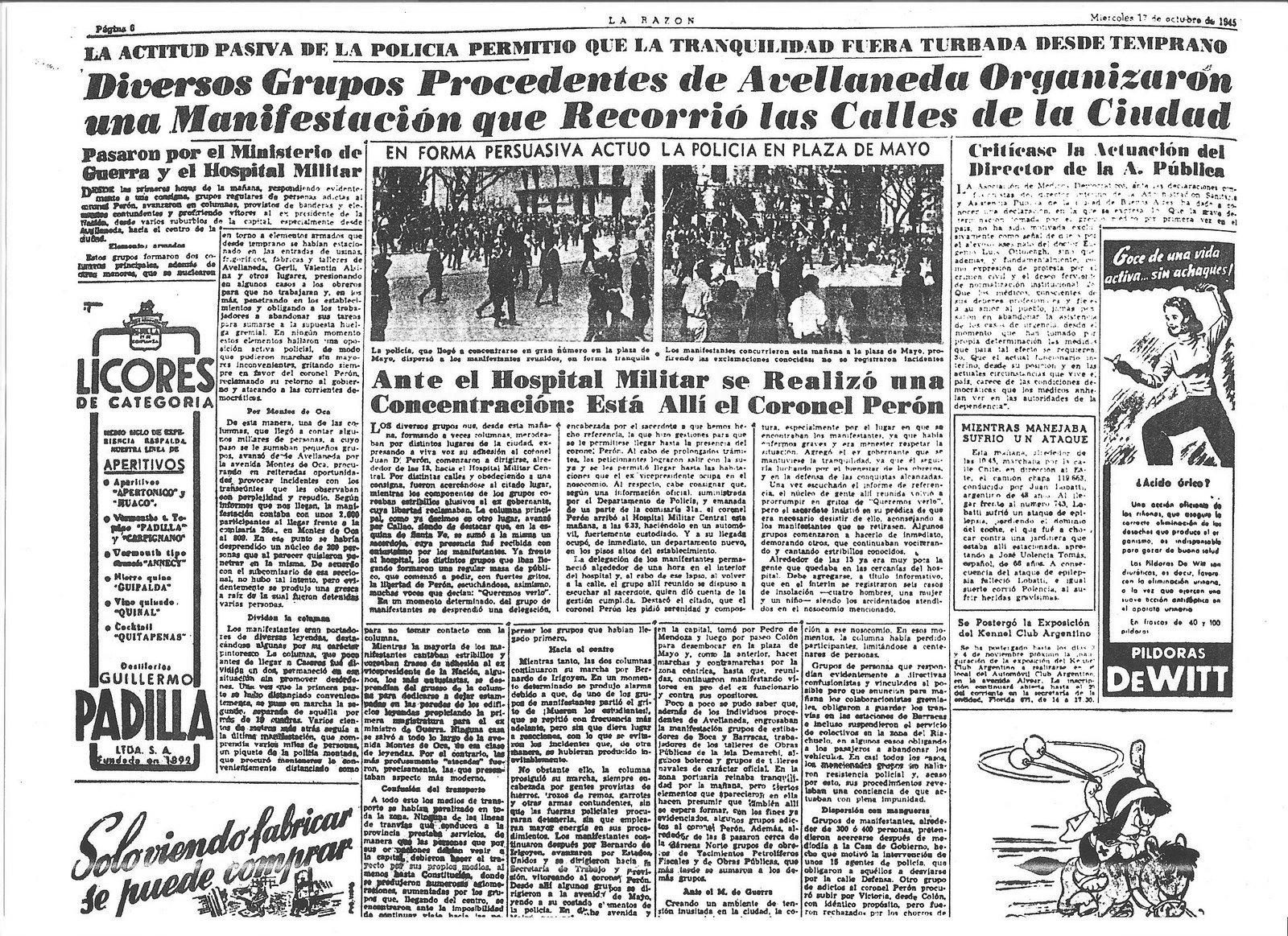 file nota diario argentino la raz 243 n 17 de octubre de