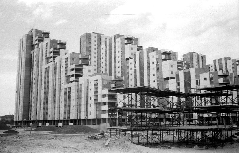 Novi Beograd Novi_Beograd_1978