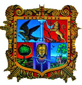 Depiction of San Luis de la Paz