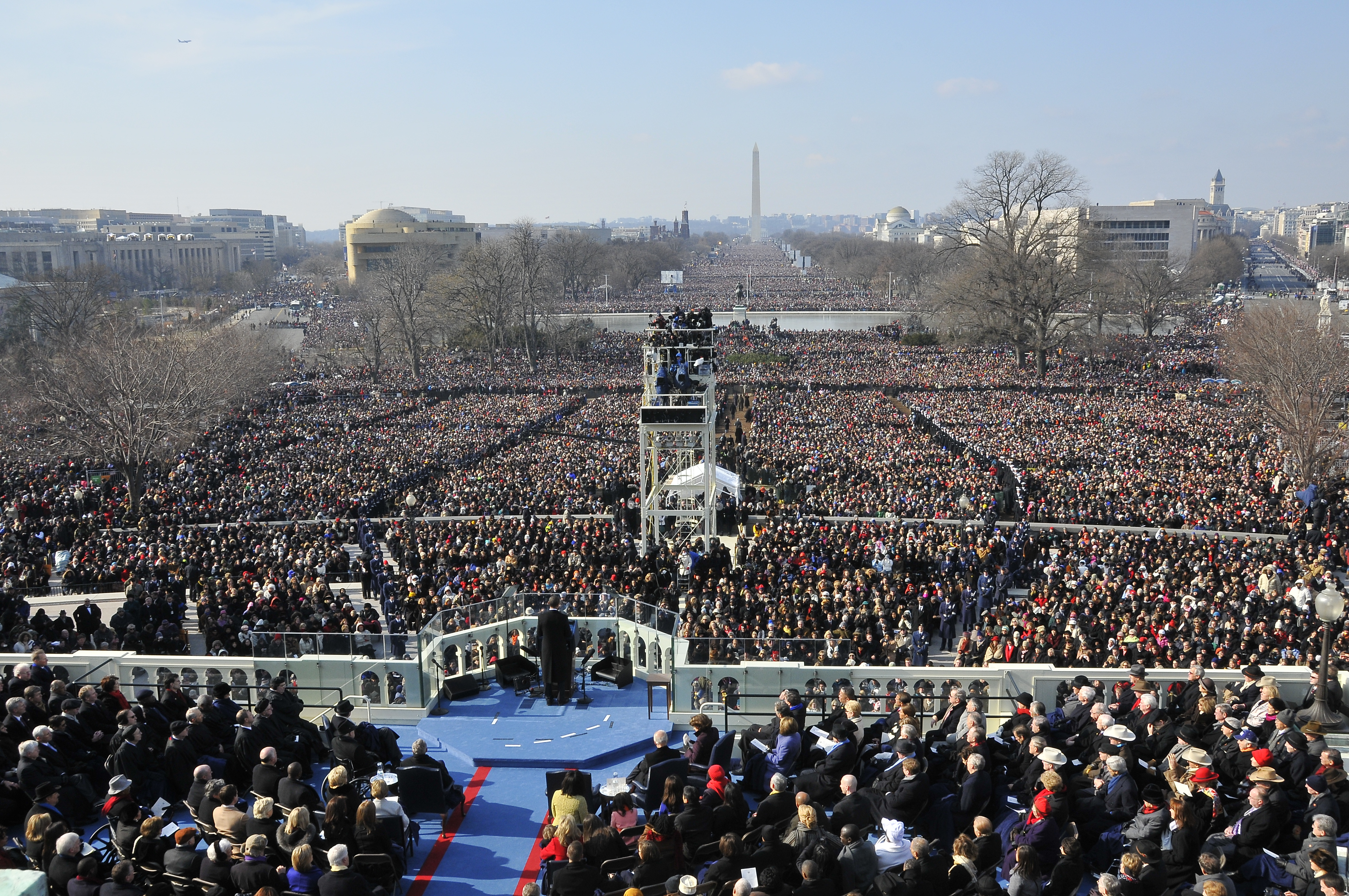 What is an Inaugural Speech?