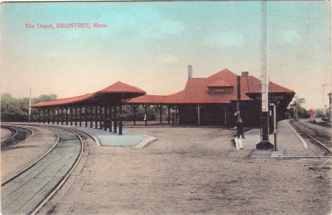 File Old Colony Braintree Station Jpg