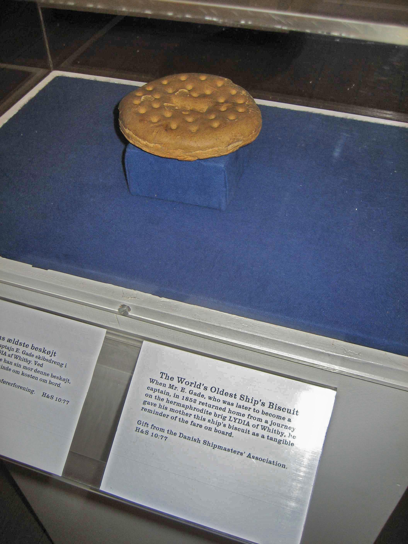 μπισκότα - μια διπλοψημένη ιστορία 10.000 χρόνων