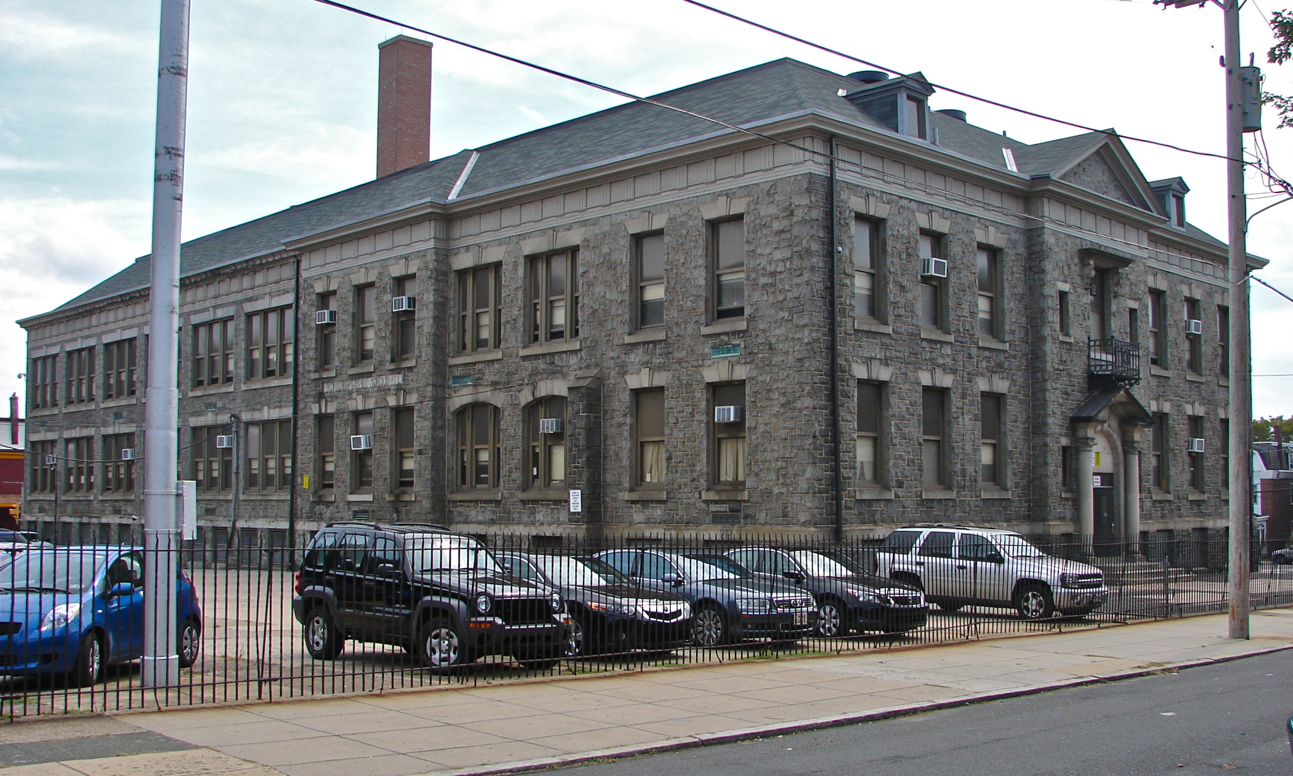 Olney Elementary School Philadelphia Roadtrippers