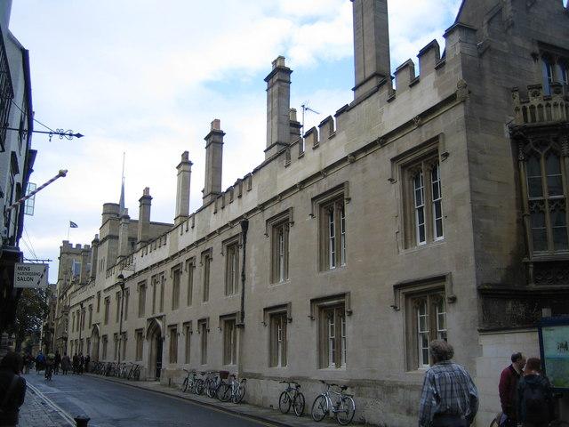 Lincoln College Oxford Wikipedia