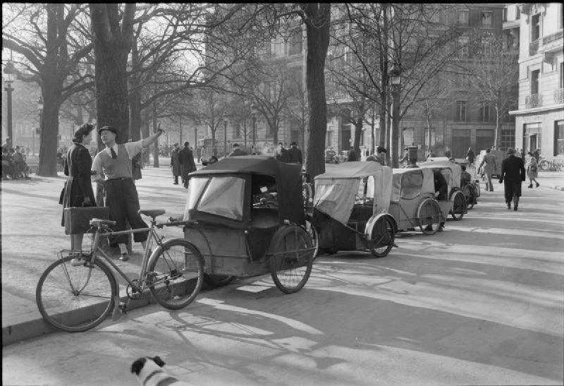 paris trafic