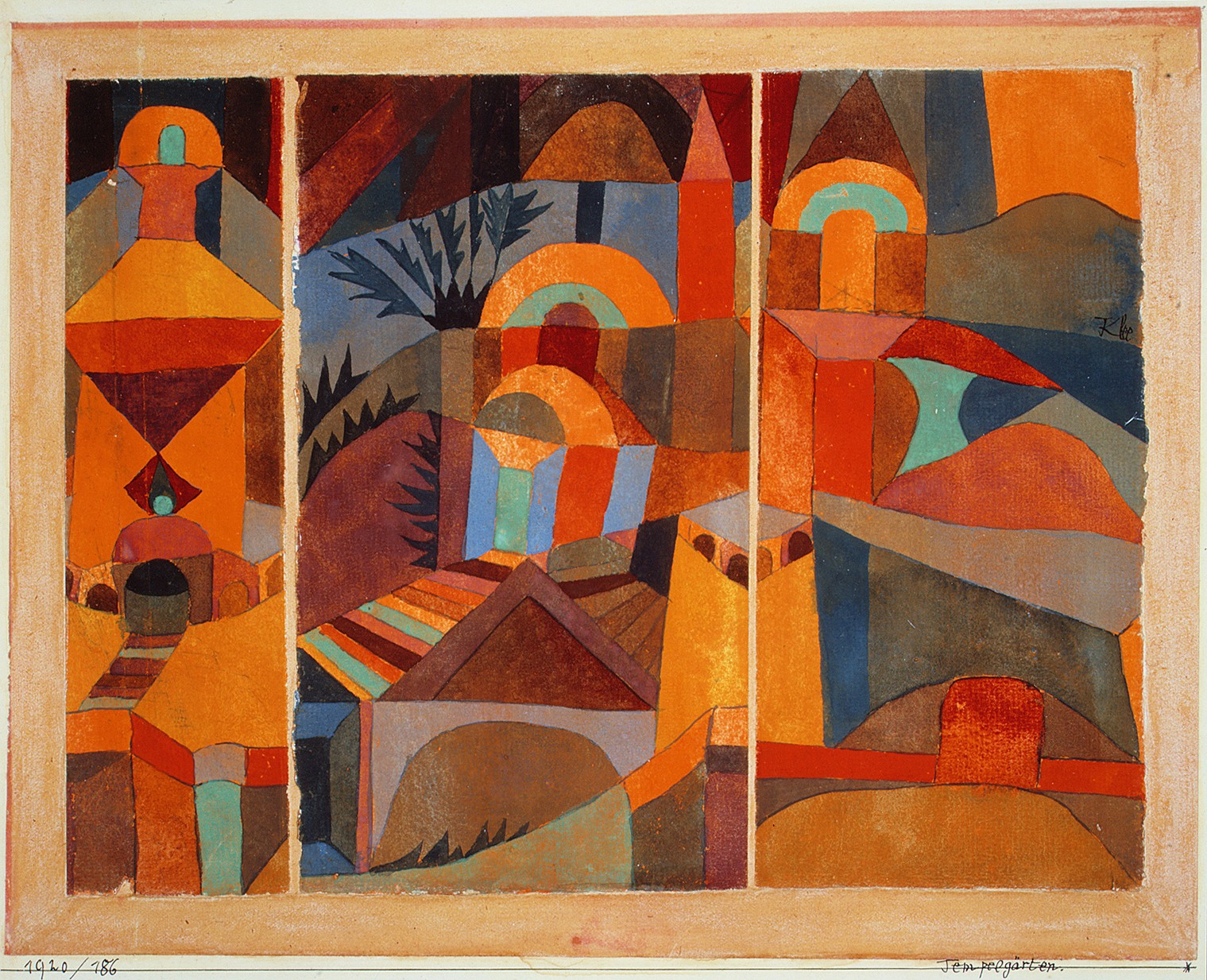 The Life and Works of Klee