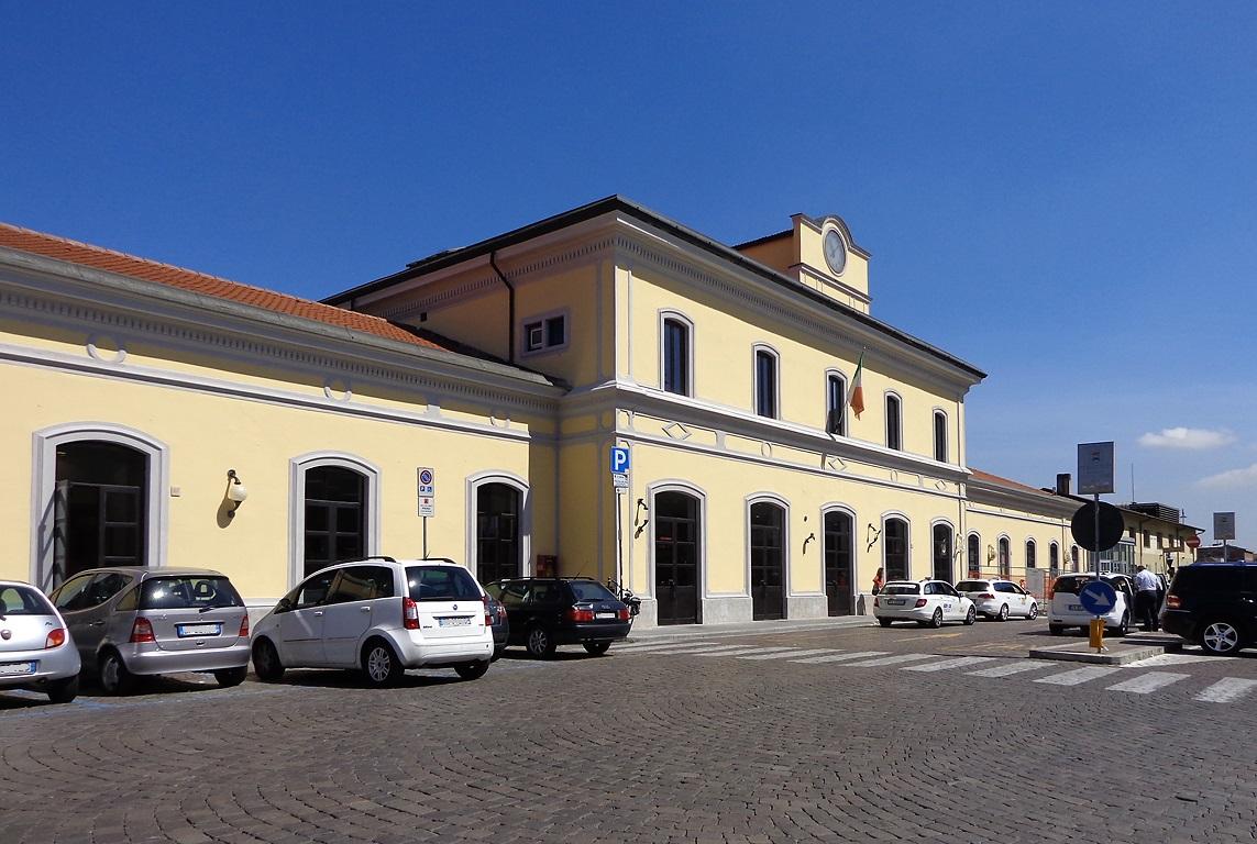 Stazione di pavia wikipedia - Pavia porta garibaldi ...