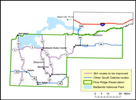 Pine Ridge Reservation Map File:Pine Ridge Reservation Road System FDOT.   Wikimedia Commons Pine Ridge Reservation Map