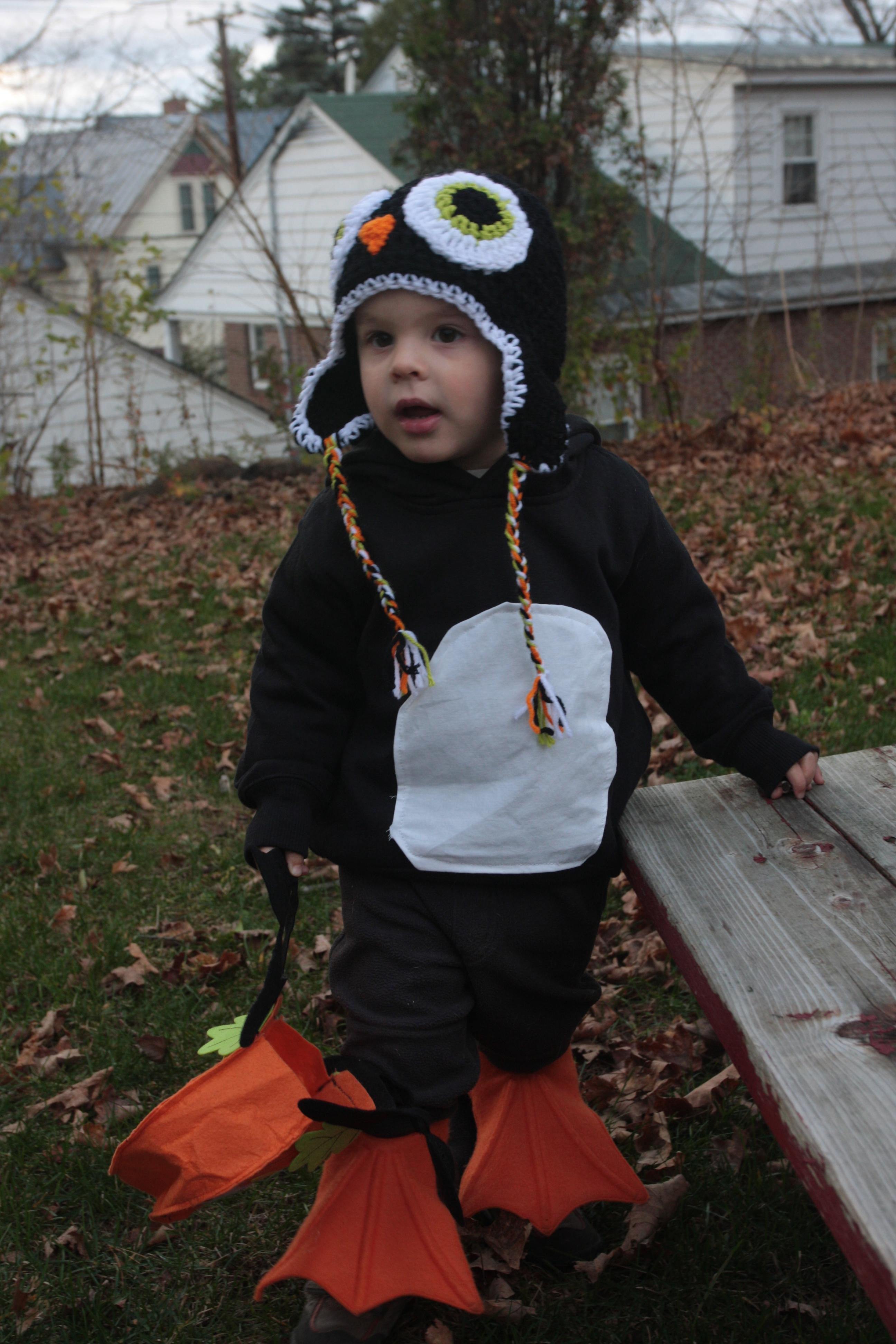 File Pingu Oliver S Halloween Costume Jpg Wikimedia Commons