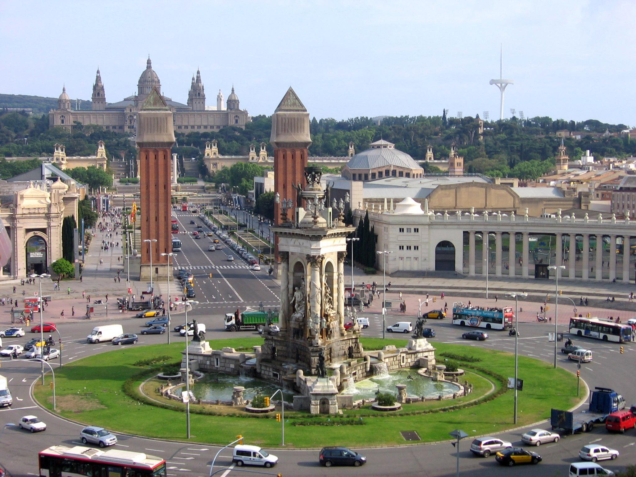 Hotel Catalonia Square Barcelone