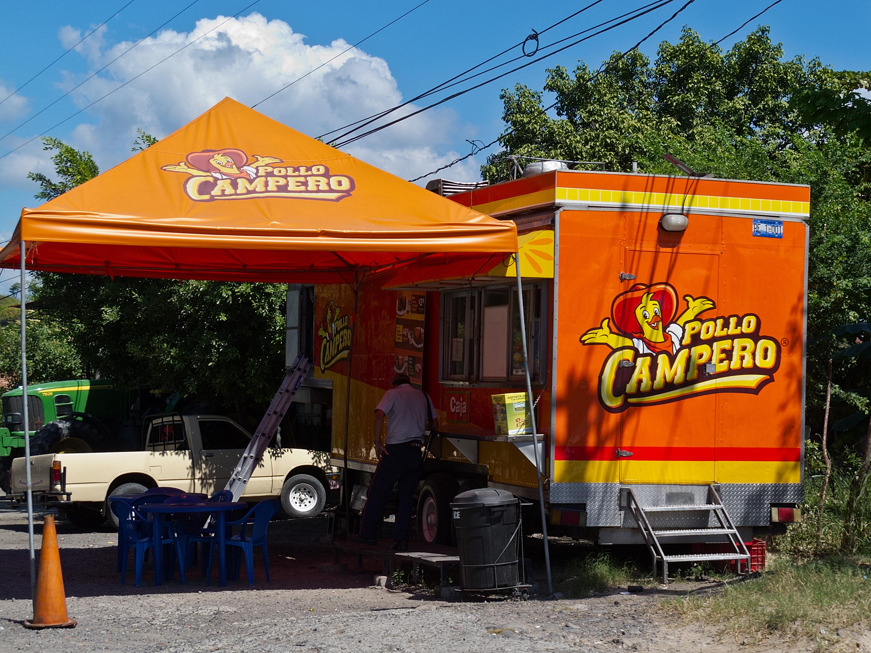 El Camion Food Truck Menu