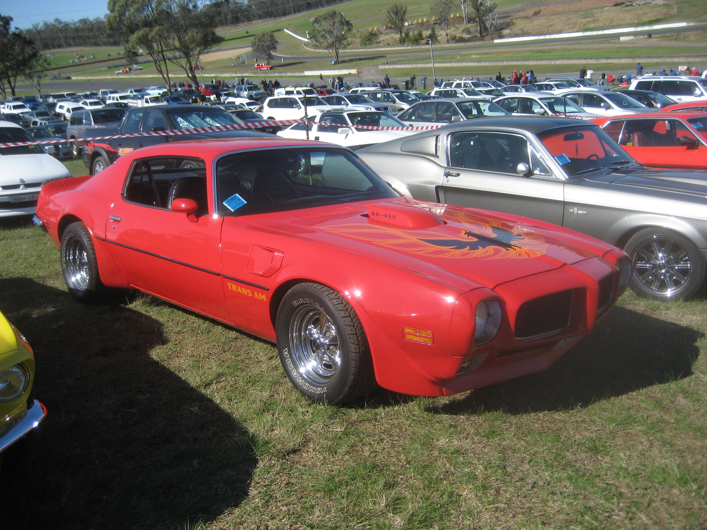 Filepontiac Firebird Transam Sd455 1973 Wikimedia Commons Pontiac Trans Am