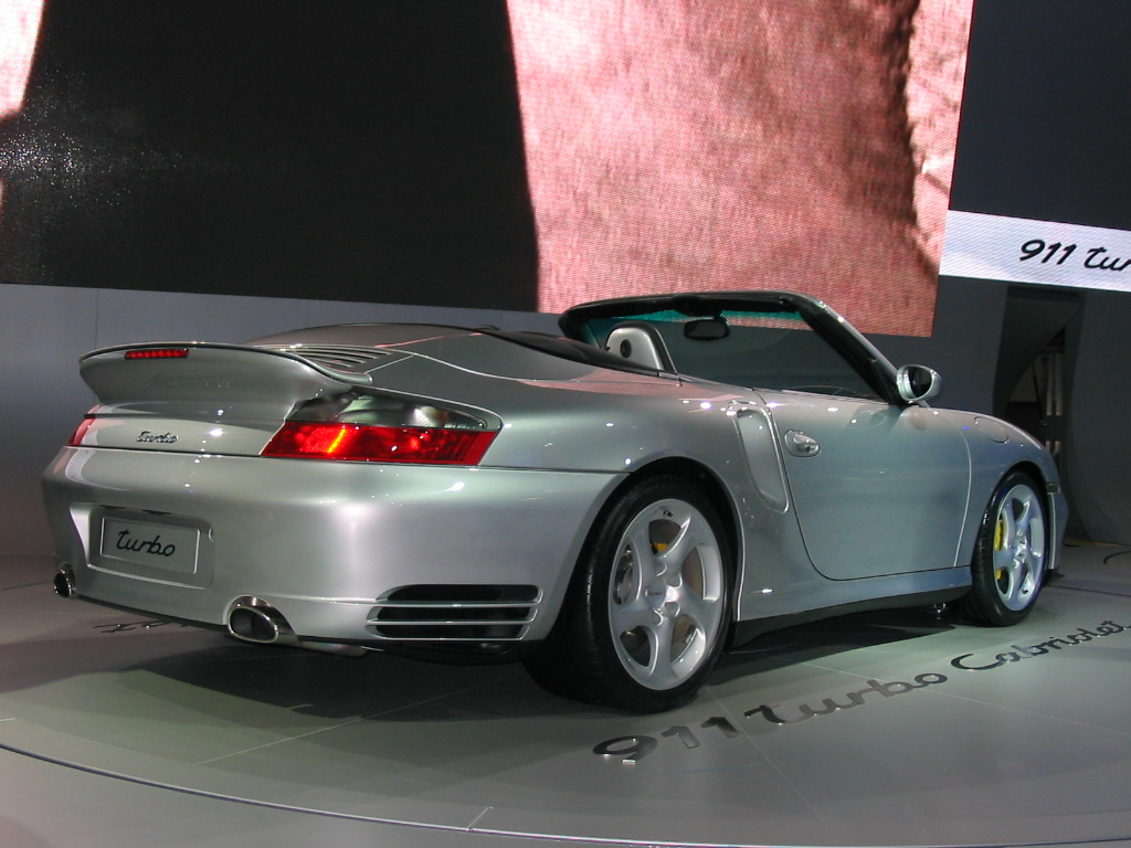 file porsche 996 turbo cabrio wikimedia commons. Black Bedroom Furniture Sets. Home Design Ideas