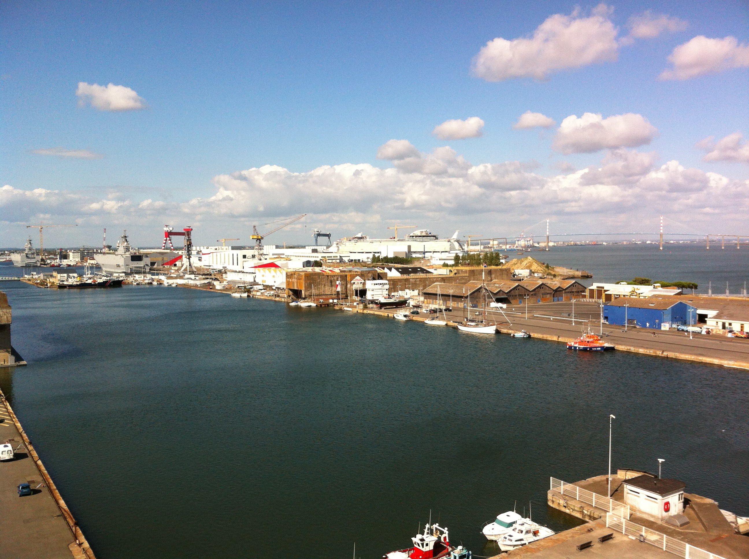 Port-St Nazaire -