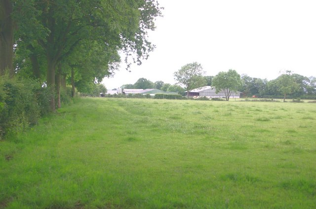 Primrose Hill Farm - geograph.org.uk - 469510