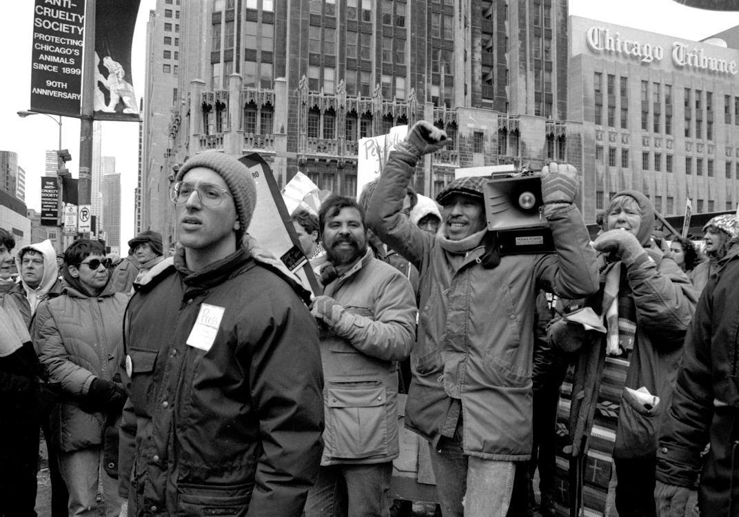 a description of the wto protests in chicago The protests at the world trade organization conference in seattle in late 1999  are a blur in the national consciousness if we remember.