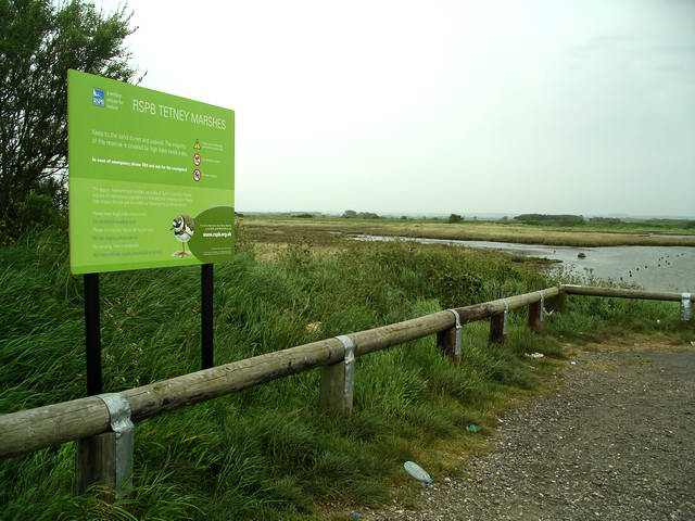 RSPB Tetney Marshes - geograph.org.uk - 816649