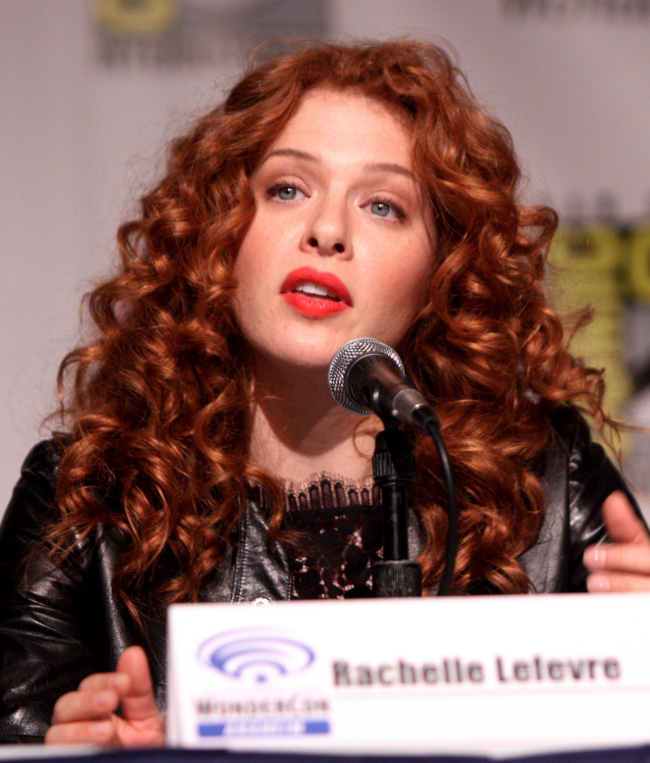 Rachelle lefevre dating history
