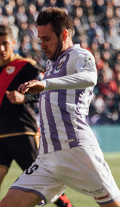 Real Valladolid - Rayo Vallecano 2019-01-05 5 (cropped).jpg