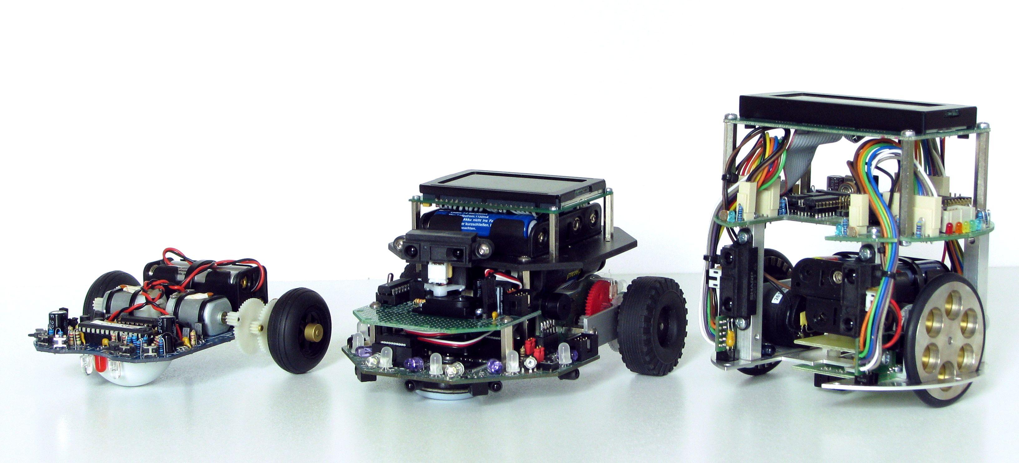 Robots en Kits