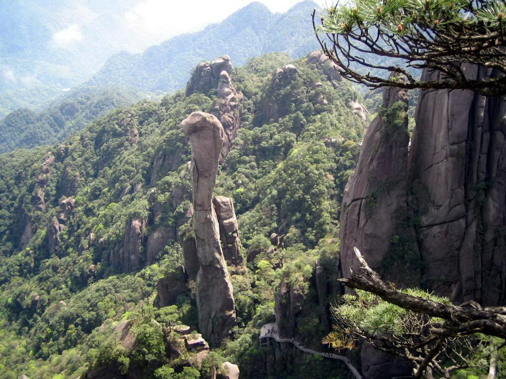 Sanqingshanin kansallispuisto