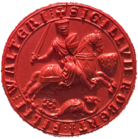 Robert Fitzwalter English feudal baron and one of the sureties of the Magna Carta (1180-1235)