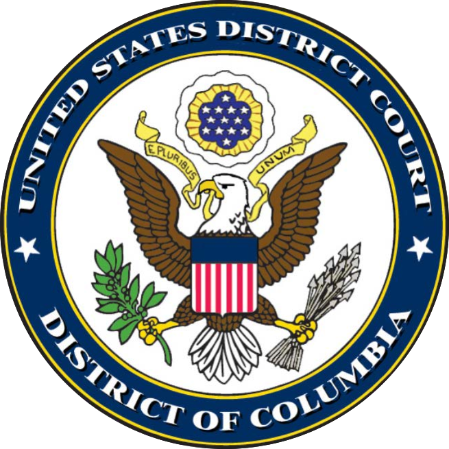 Image result for us district court of district of columbia