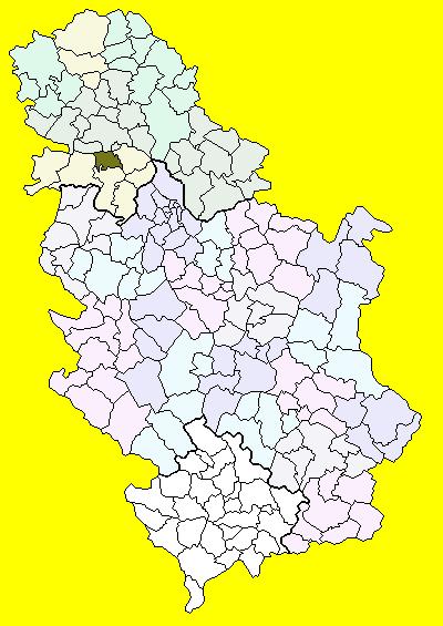 irig mapa Irig (općina) – Wikipedija irig mapa