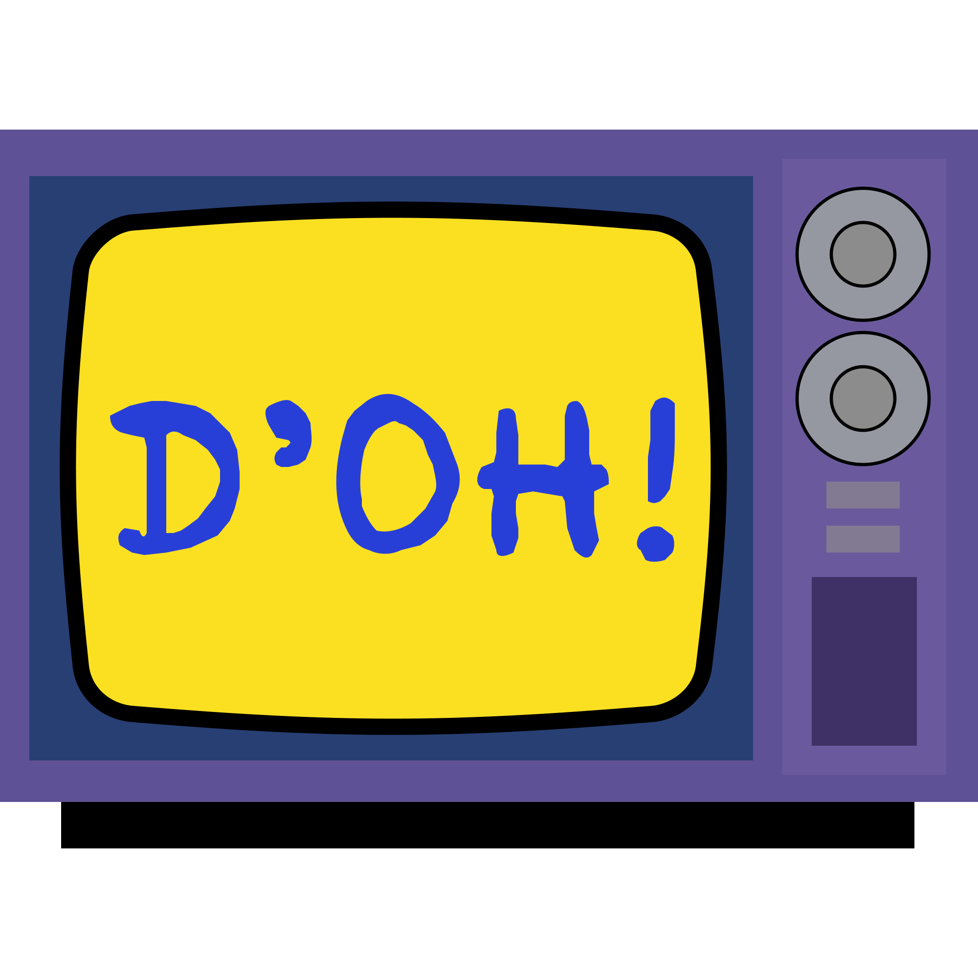 Simpsons tv icon.png
