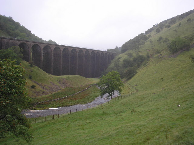 Smardalegill Viaduct - geograph.org.uk - 301101