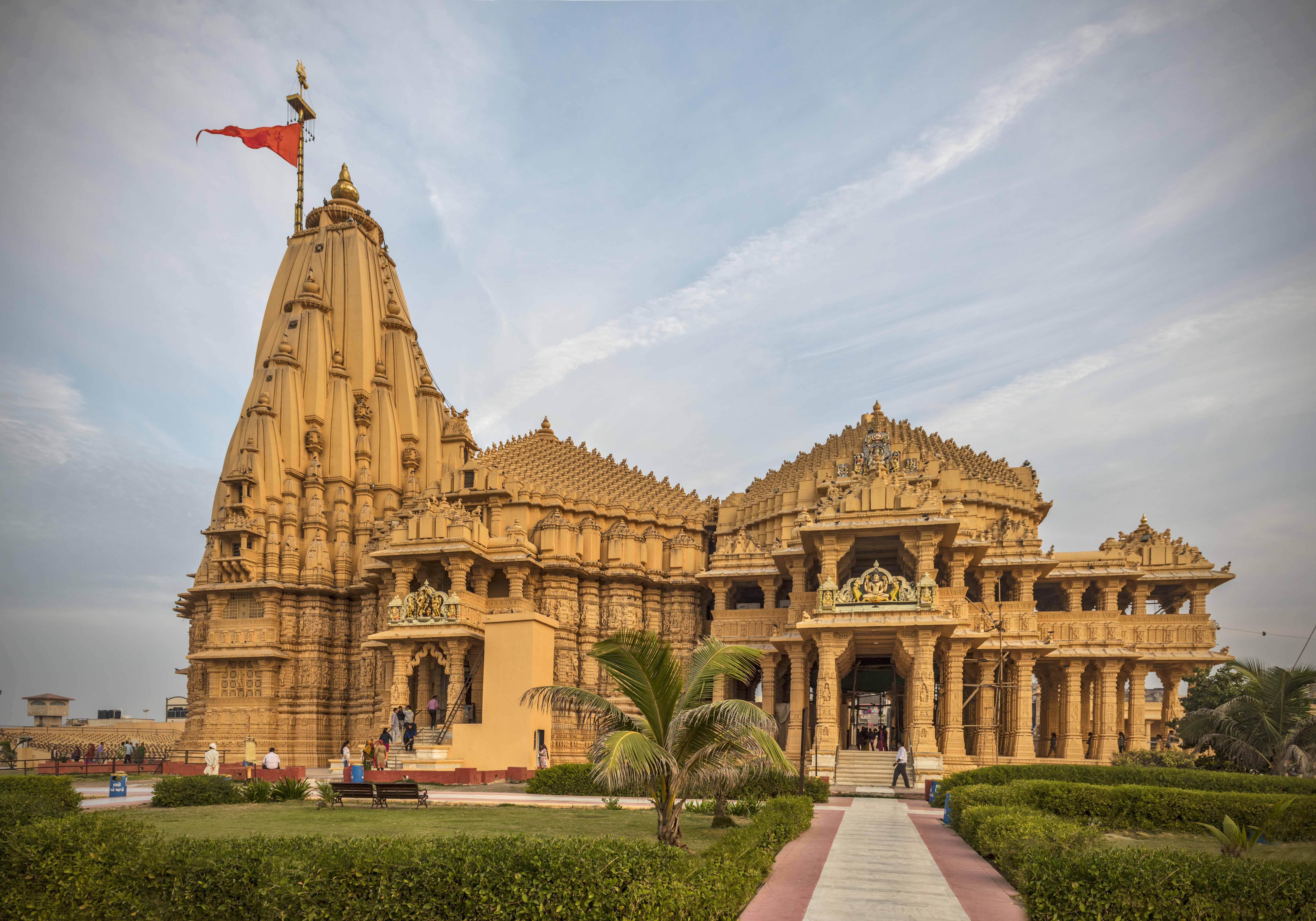 Somnath Temple Wikiwand