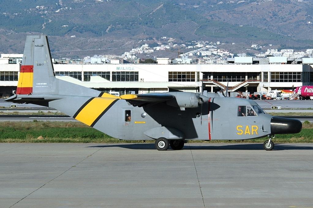 The Aviation Photo Company | CASA C 212 | Spanish Air Force