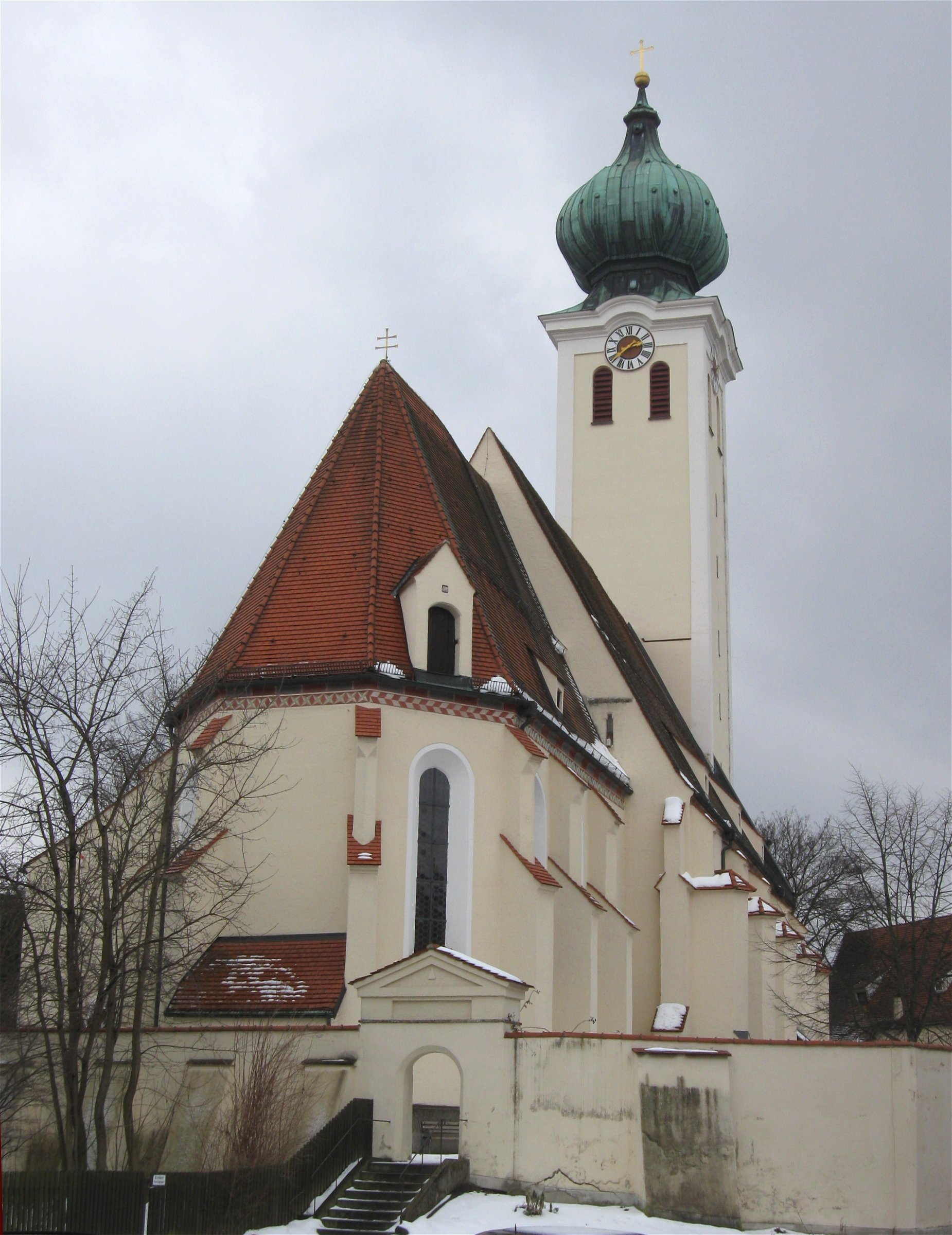St Maria Ramersdorf Wikiwand