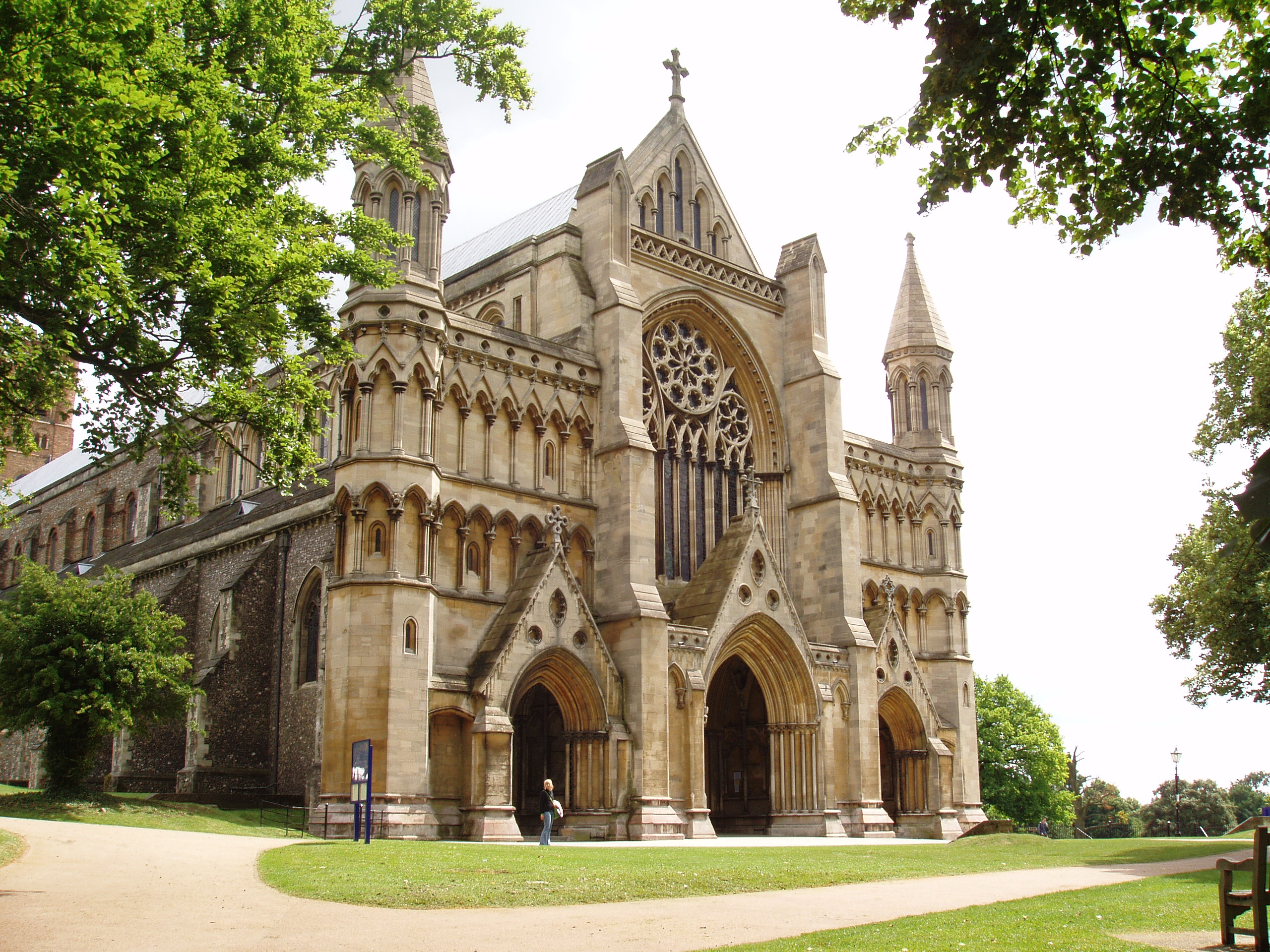 Image result for st albans cathedral space voyage