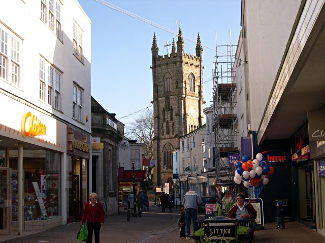 dating st austell None of cornwall's six shops in penzance, truro, falmouth, newquay, launceston and st austell are affected at the moment across the country new look is planning to.
