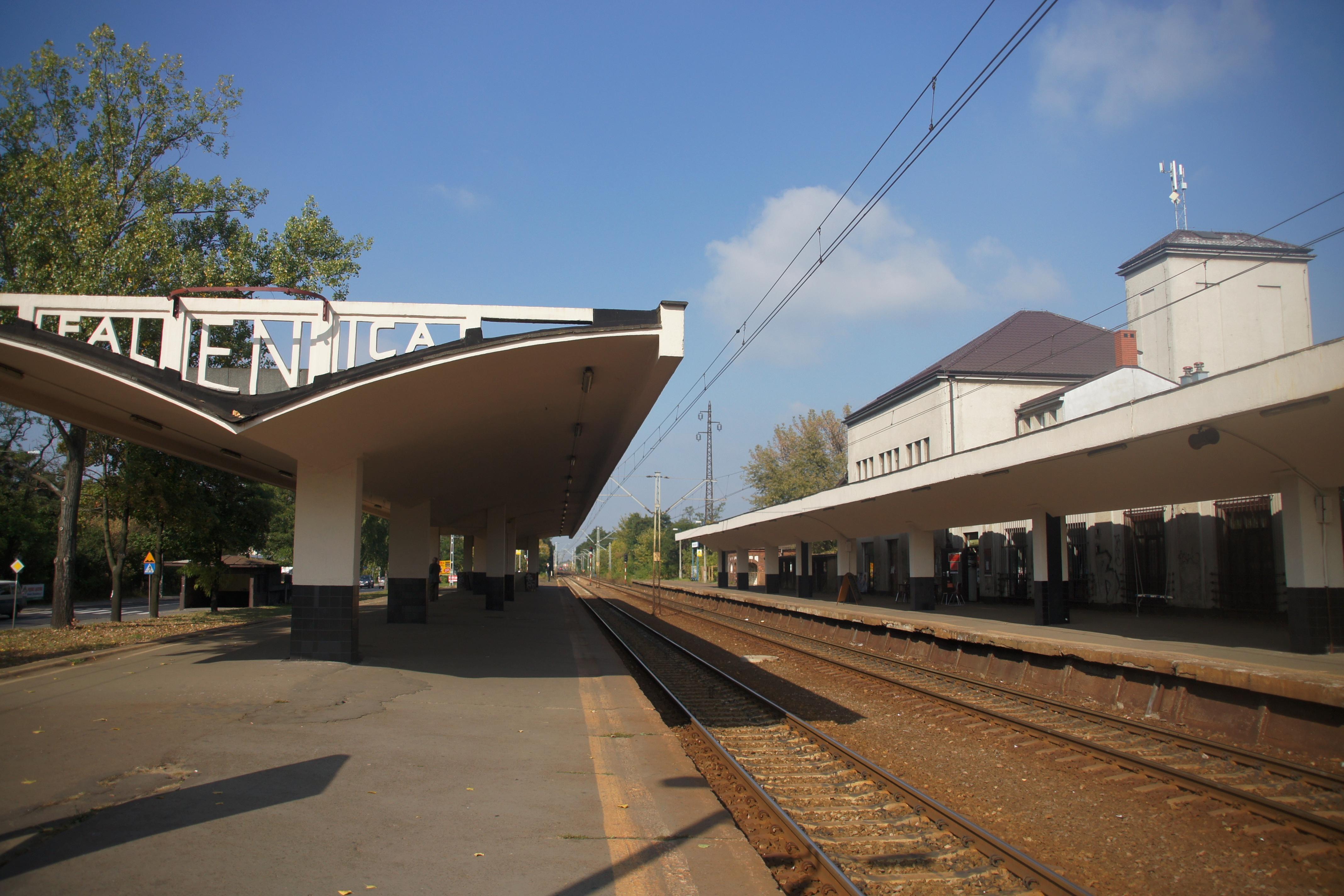 Station Warszawa Falenica