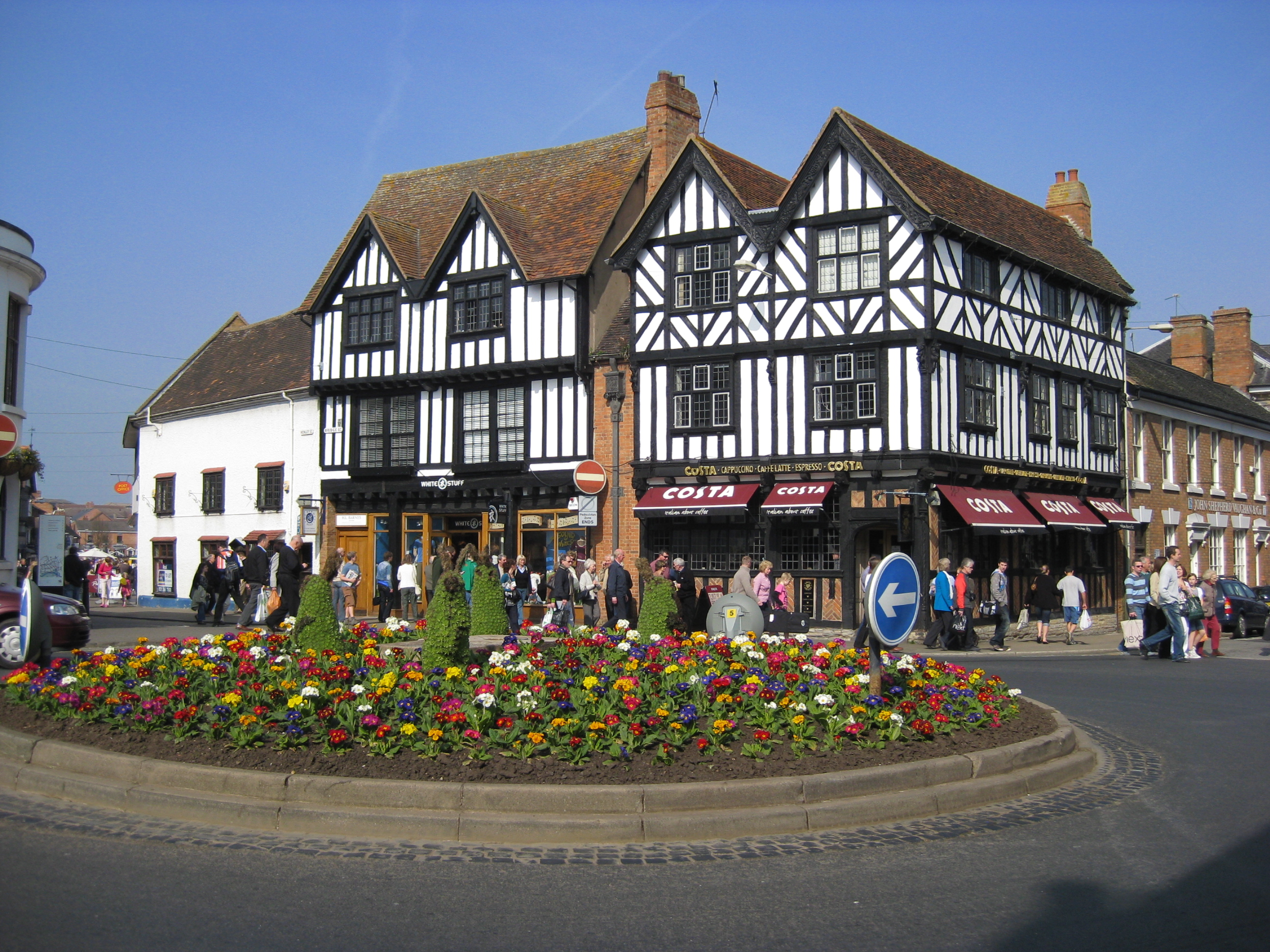 Stratford Upon Avon United Kingdom  city photos gallery : Description Stratford upon Avon