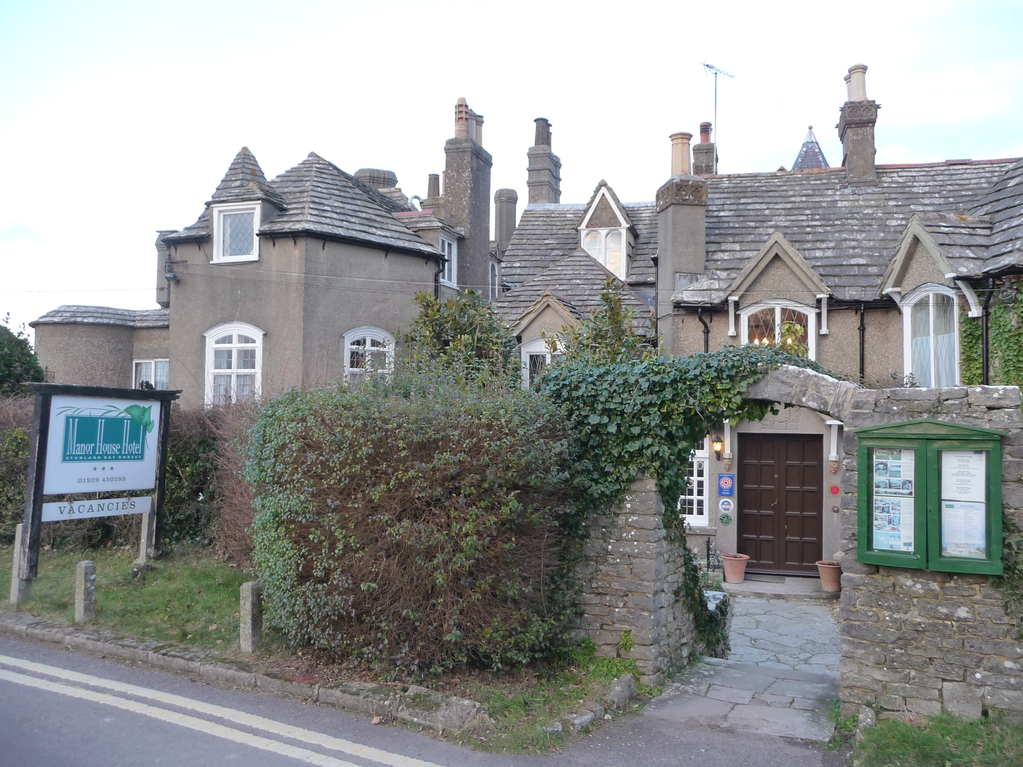 Village Hotel Bournemouth Parking