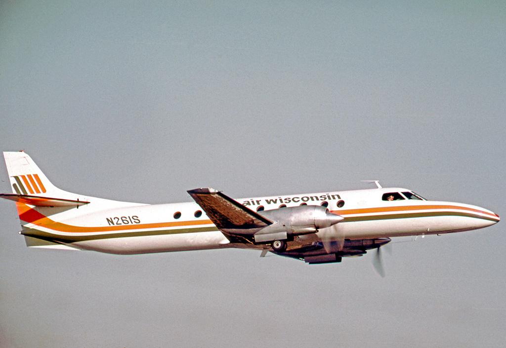 Air Wisconsin Flight 965 - Wikipedia