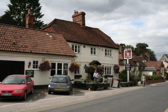 The 'Selborne Arms', Selborne, Hampshire - geograph.org.uk - 546588