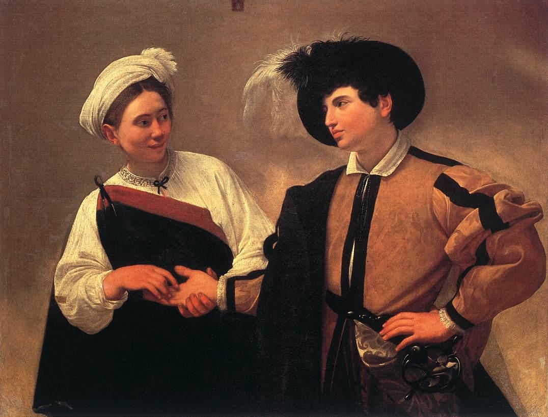 Fichier:The Fortune Teller (1594) Caravaggio.jpg — Wikipédia