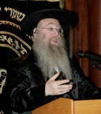 The Nikolsburg rebbe1