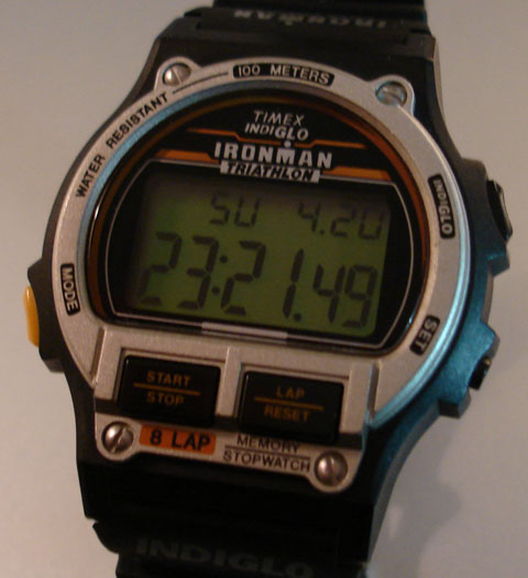 timex indiglo watch instructions