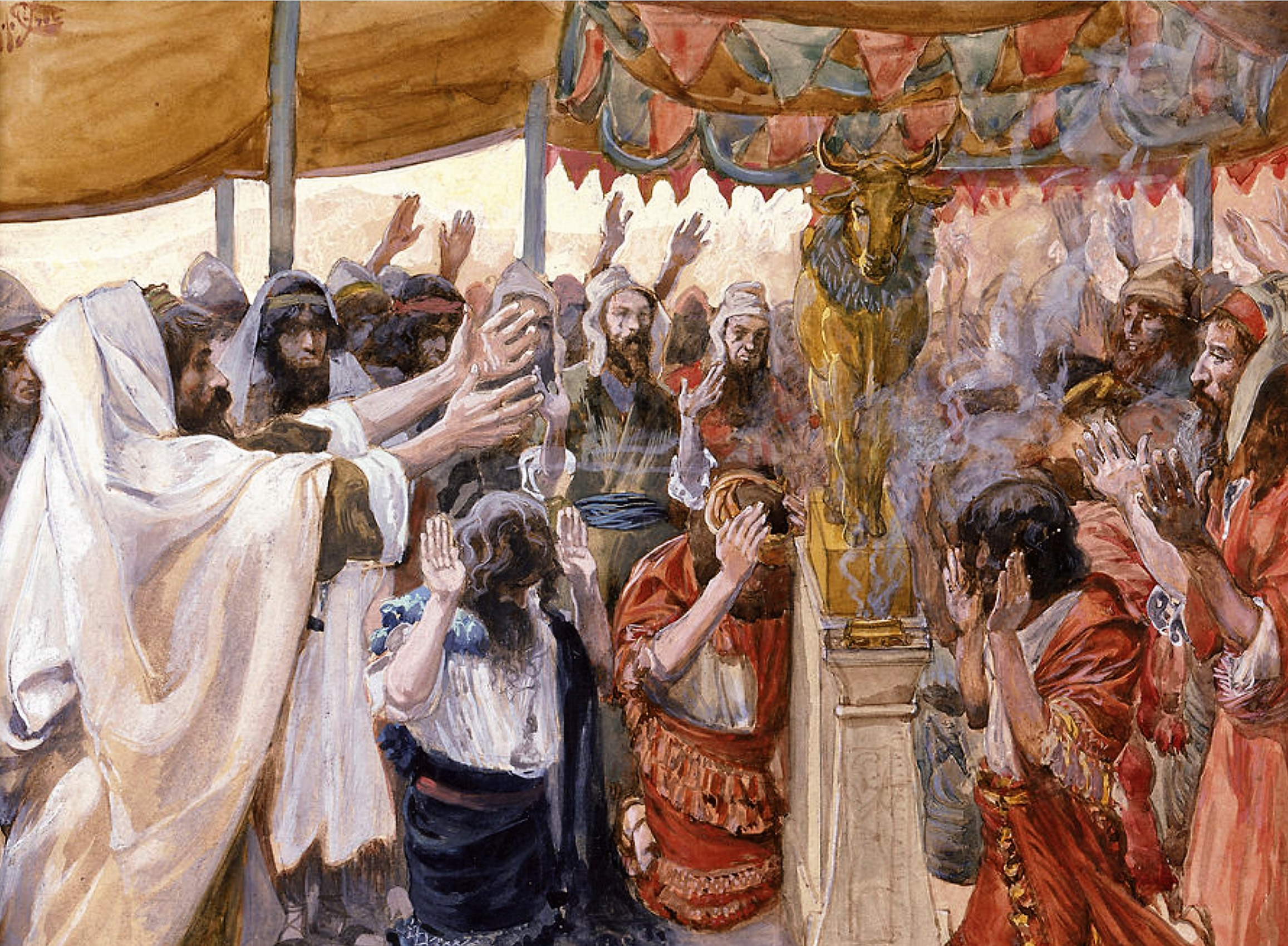 Tissot The Golden Calf